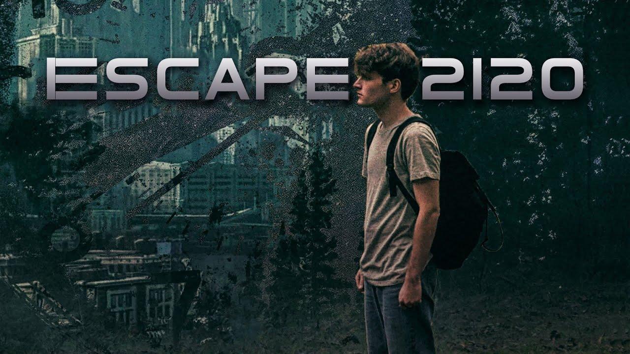 Download Escape 2120 (2020)   Trailer   Edward Pritchard   Samantha Ipema   Paul Kandarian
