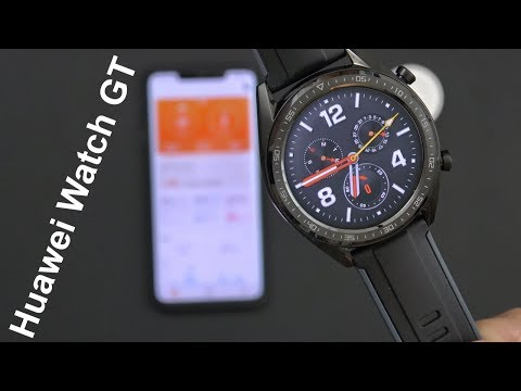 Huawei Watch GT Sport Impressions After One Month