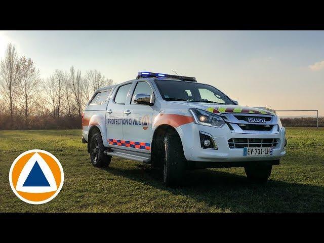 [Partenariat] ISUZU x Protection Civile des Yvelines
