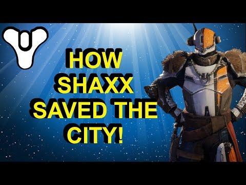 NEW Shaxx's Twilight Gap Counterattack Explained Destiny 2 Lore | Myelin Games thumbnail