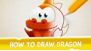 How to Draw Dragon from Cut the Rope: Magic(Find out how to draw one of the cutest characters from Cut the Rope: Magic (available for iOS, Android and Amazon Underground: http://zep.tl/wwf/smm)!, 2016-07-20T14:20:41.000Z)