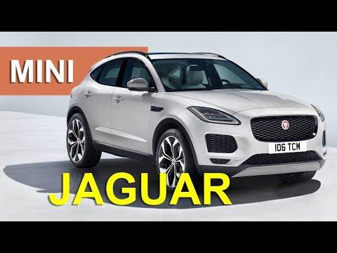 Jaguar E Pace 2017 ОБЗОР Александр Михельсон Ягуар Е Пейс