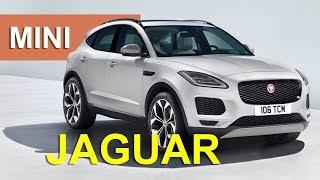 Jaguar E-Pace 2017 - ОБЗОР - Александр Михельсон - Ягуар Е-Пейс