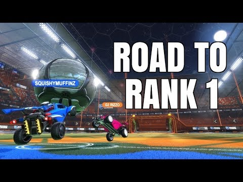 TOP 25 ROAD TO RANK #1 2V2 EP #22 - YouTube