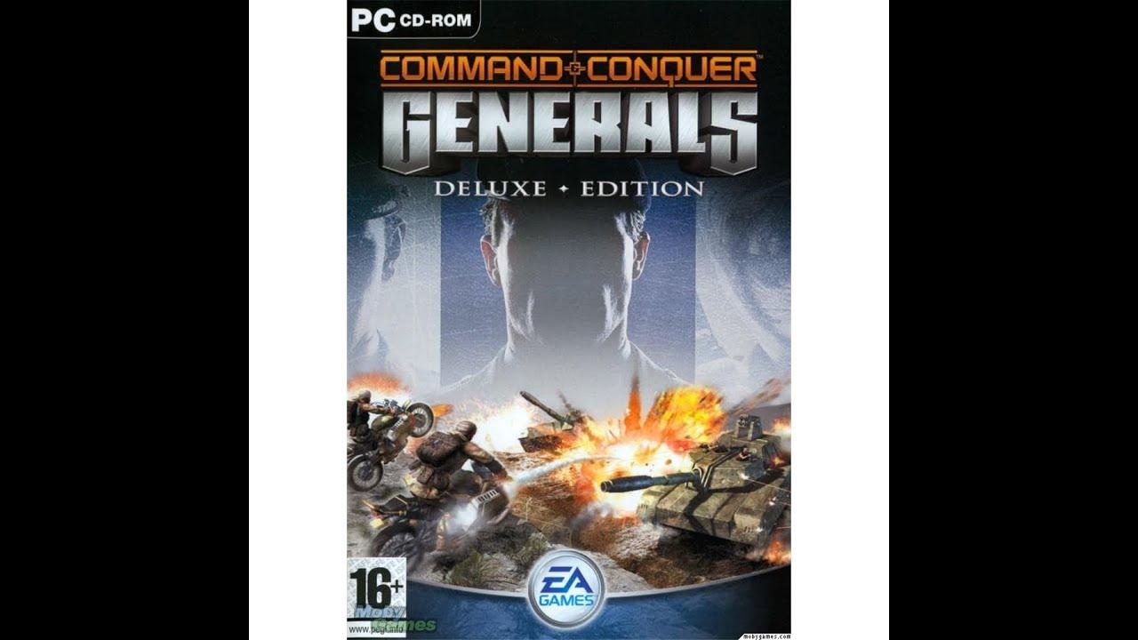 Running Command & Conquer Generals on Windows 7 - Microsoft Community