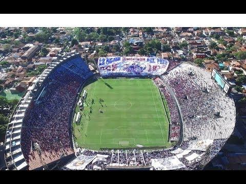El colorido del superclásico - Olimpia 2 vs. Cerro Porteño 0 - Torneo Apertura 2017