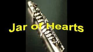 Jar of Hearts - Christina Perri - Flute