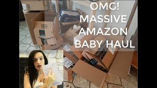 I SPENT $1300 ON BABY STUFF (AMAZON) OMG!! BEST DEALS. WORTH IT?? MASSIVE NEW BORN HAUL, BABY HAUL