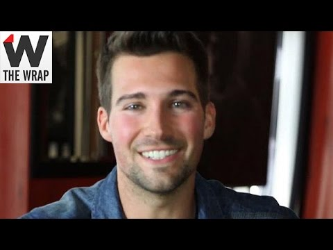 James Maslow Gets Grilled on 'Flowers in the Attic' in Lightning Round of 'Wrapid Fire'