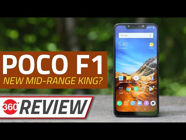Xiaomi Poco F1 to Get Widevine L1 HD Video Streaming Support Soon