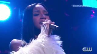Khalid & Normani Preform Love Lies  [Z100 Jingle Ball 2018] Video