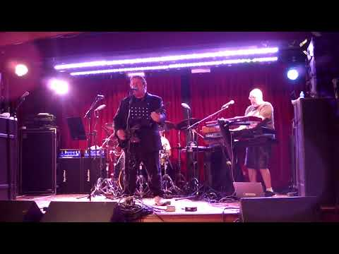 Danger Money Cover (UK)-CTTE Late Night LIVE Prog Experience! Band