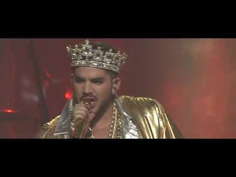 Queen + Adam Lambert - The Rhapsody Tour Australia
