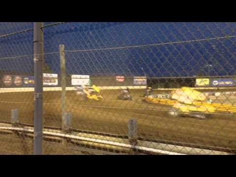 World Of Outlaws at New Egypt Speedway 5/20/14