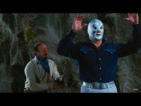Santo Contra Los Jinetes del Terror | Cine Mexicano