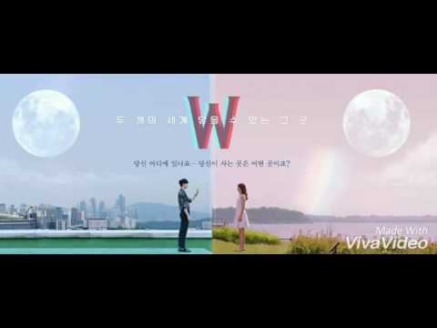 Where are you ( OST W- Two Worlds ) /Jung Joon Young : fanmade