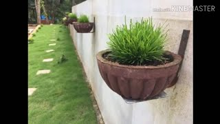 Easy Ways To Make Cement Pots By Yourself