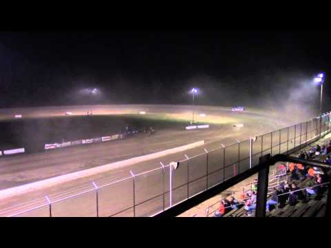 Muskingum County Speedway SS Feature 8-29-15