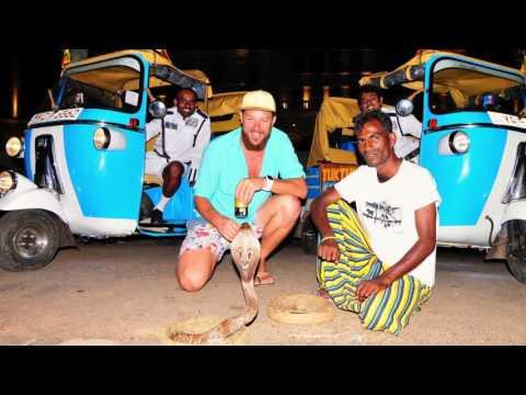 Tuk Tuk Safari Sri Lanka - The Best Thing to Do in Colombo