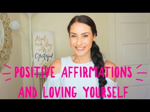 Positive Affirmations, Self-Love & Self- Compassion, Manifesting GRATITUDE and Being HAPPY!!!
