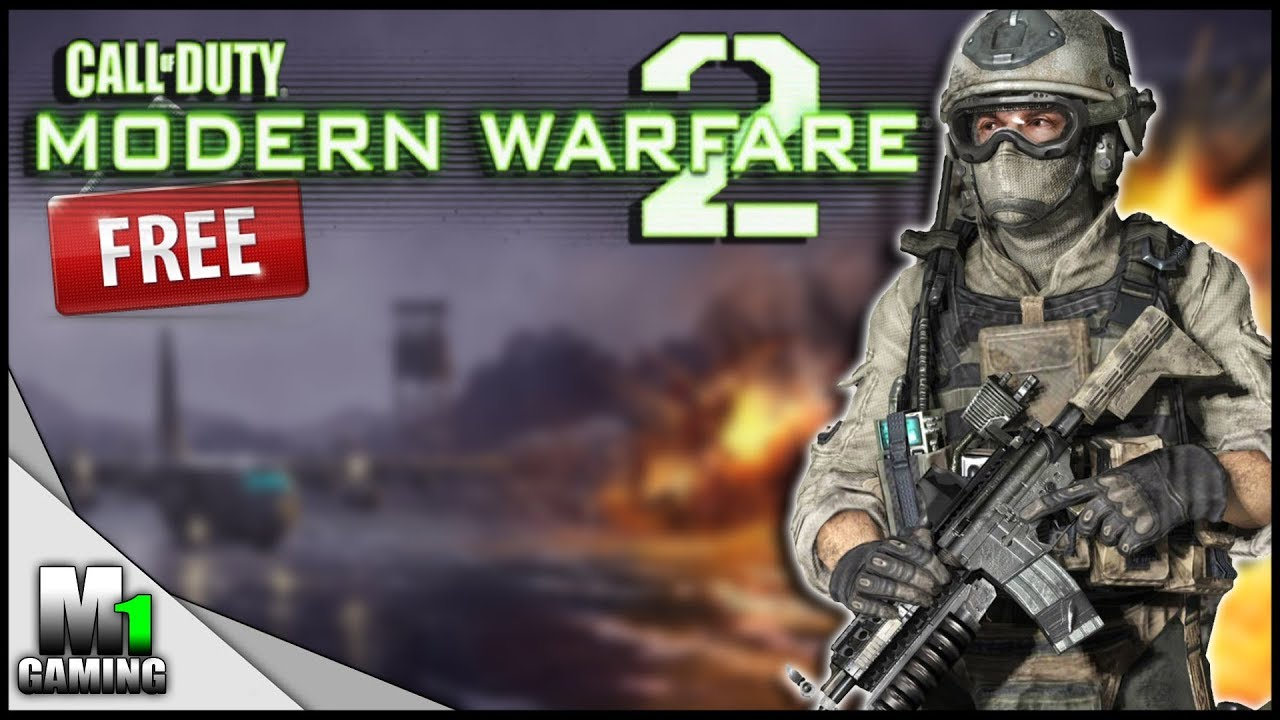 How To Play Call of Duty Modern Warfare 2 Online For FREE (IW4X)