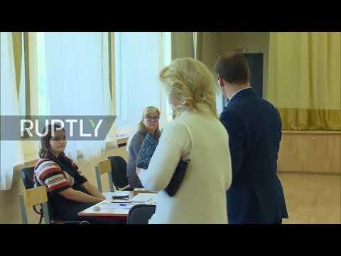 Russia: PM Medvedev