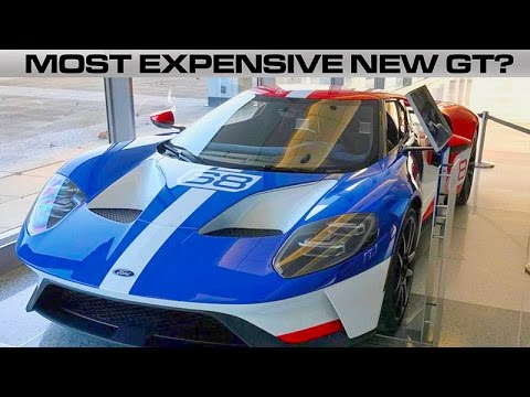 The Most Expensive Ford Gt Spec