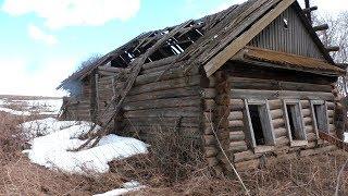 Забытые деревни. Находки у старого озера. Суровое бездорожье 🔥