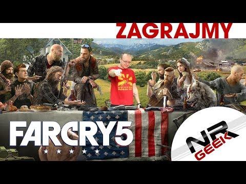 Far Cry 5 (Przedpremierowo) - Zagrajmy thumbnail