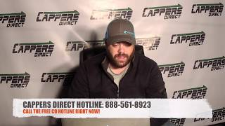 Cappers Direct Live with Free Sports Picks 12-16-17