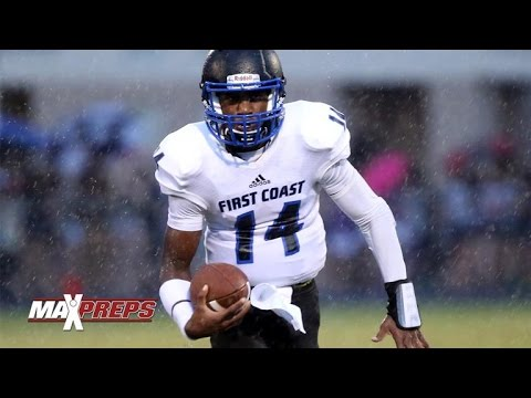 De'Andre Johnson (Florida State Commit) - 2014 Highlights