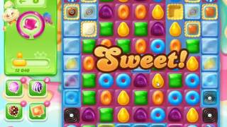 Candy Crush Jelly Saga Level 754 - NO BOOSTERS (CLOSER TO PAY2WIN-VERSION)