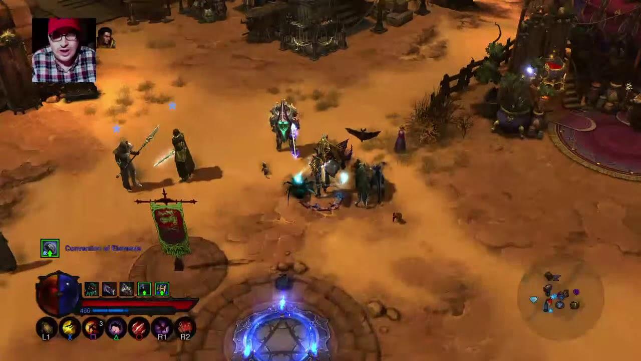 Diablo 3 Season 21 Multishot Demon Hunter Build Guide