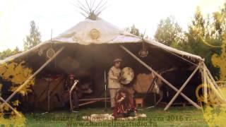 Шончалай и Ченнелинг. Танец Волчицы.13.08.2016