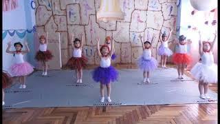 Children's film. Детский фильм. Graduation in kindergarten. Выпускной в Садике. N 1/2