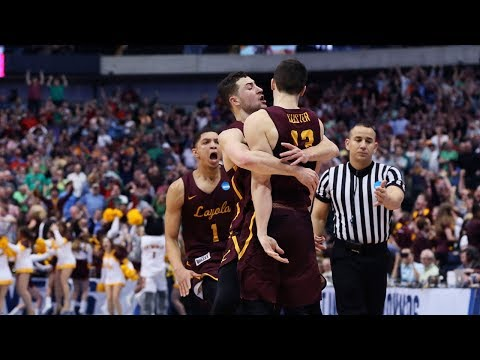 Loyola-Chicago upsets Tennessee, advances to Sweet 16 in men's NCAA Tournament