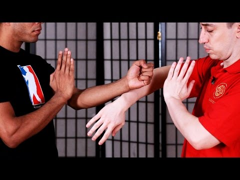 How to Do a Lap Sau Drill | Wing Chun