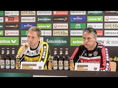 35. Spieltag | SGD - WIE | Pressekonferenz vor dem Spiel