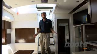 Cruisers Cantius 48 Boat Review / Performance Test