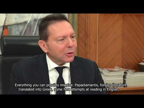 Accenture on Leadership - Interview With the Governor of the Bank of Greece