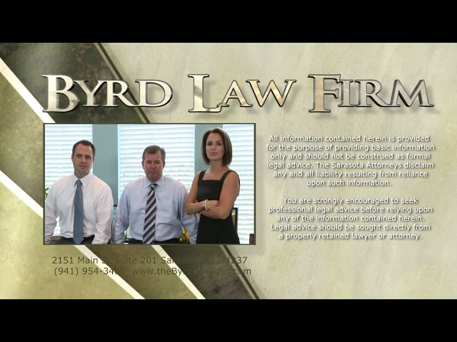 Right For Your Home Not To Be Searched - Derek Byrd,  Byrd Law Firm Sarasota Florida