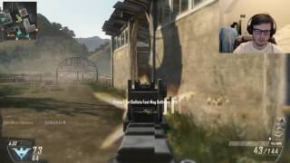 Black Ops 2 PC 2017 #4: VECTOR NUCLEAR + Beating A 4 Man