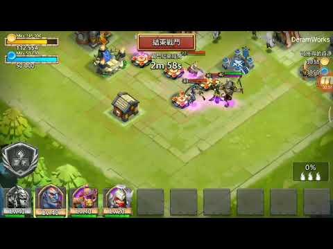 New Hero Castle Clash Taiwan Server