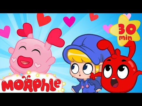 Magic Valentine Pet - Mila and Morphle | BRAND NEW | Cartoons Kids | Morphle TV