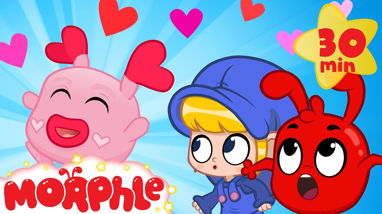 Download Magic Valentine Pet - Mila and Morphle   BRAND NEW   Cartoons Kids   Morphle TV