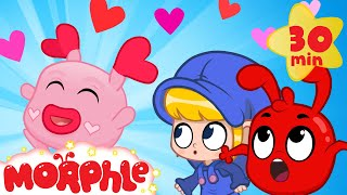 Magic Valentine Pet - Mila and Morphle | BRAND NEW | Cartoons Kids | Morphle TV