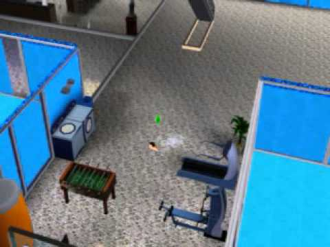 Sims 3 bug avec la maison aquarium youtube for Aquarium a la maison pdf