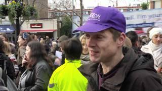 UNISON Pensions strike 30th November 2011