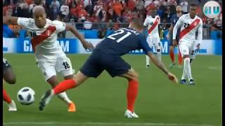 france vs peru highlights 2018 World cup