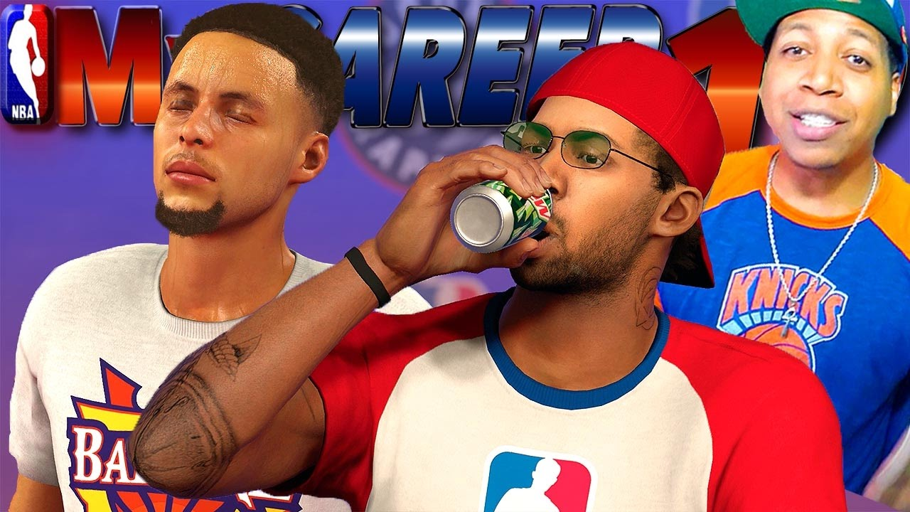 Download BROKE Steph Curry's Ankles Twice! / Jump Shot Creator - NBA 2K17 MyCareer #19